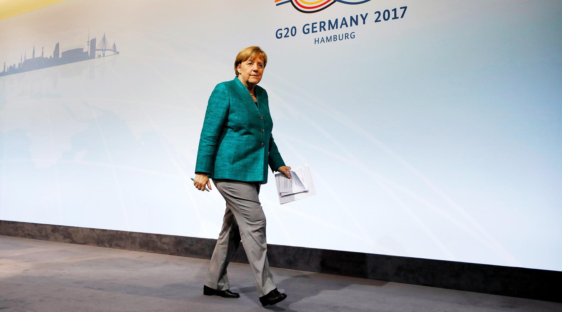 Как Трамп объяснил участие Иванки в саммите G20