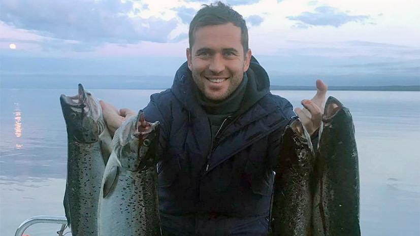 «Выпущу тысячи мальков в Онежское озеро»: Кержаков извинился за ловлю лосося, занесённого в Красную книгу