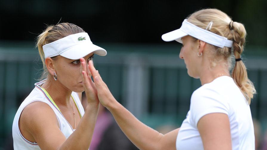 Финал для Весниной и Макаровой, 90-я победа Федерера и благодарность Маррею от Серены Уильямс: итоги 12-го дня Уимблдона