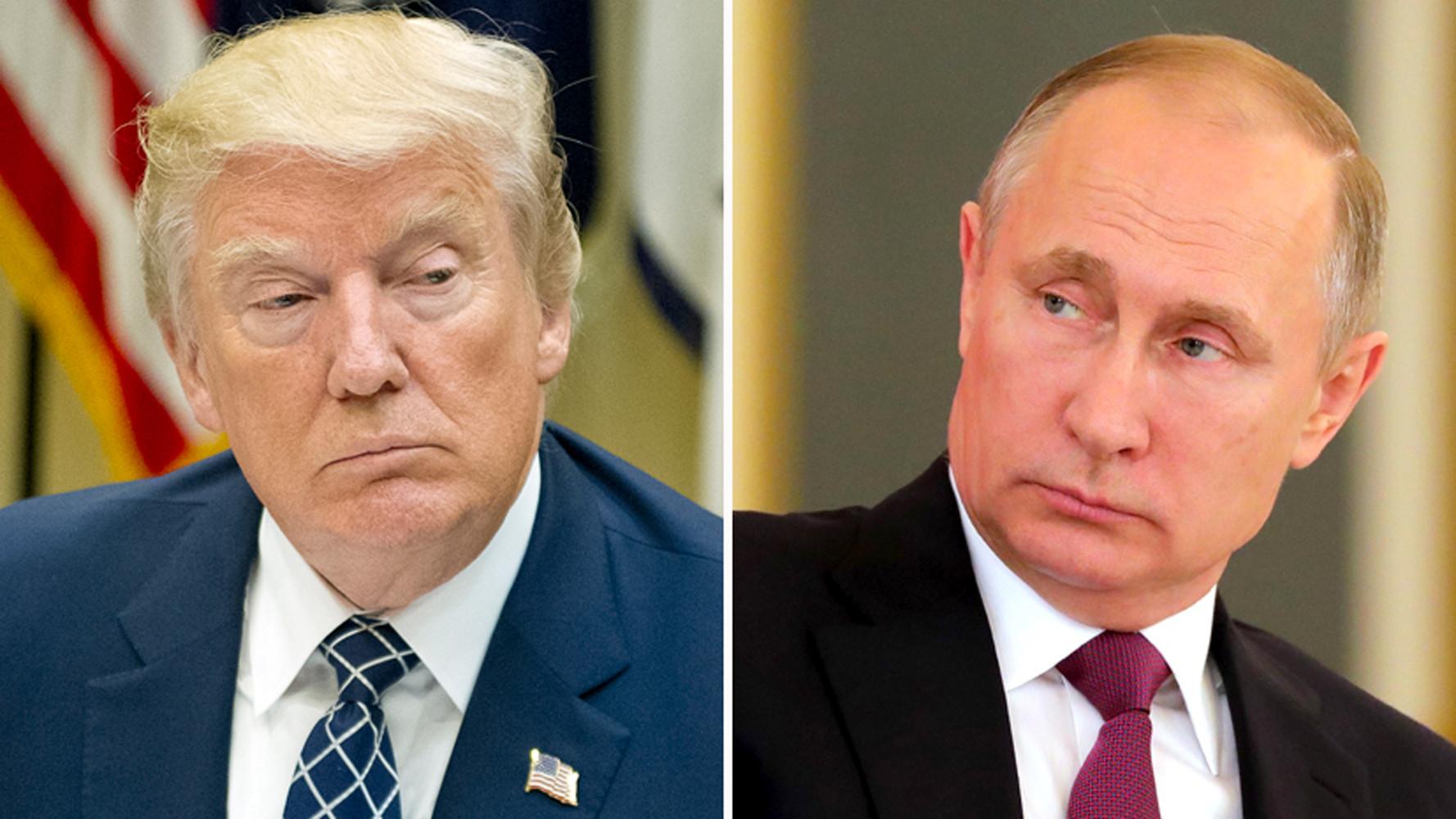 американские СМИ узнали о «тайной» встрече Трампа и Путина»