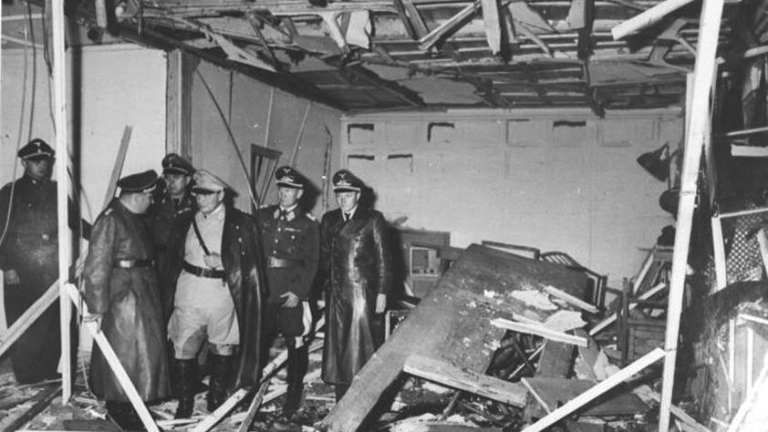 Взрыв в «Волчьем логове»: что сегодня думают немцы об организаторах самого известного покушения на Гитлера
