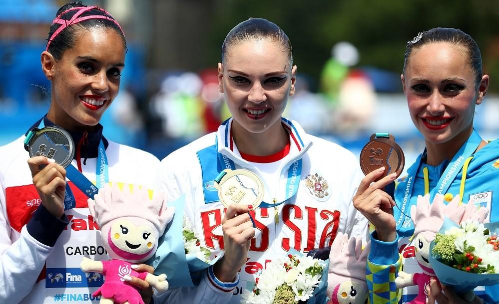 Золотая дюжина: российская синхронистка Колесниченко стала 12-кратной чемпионкой мира