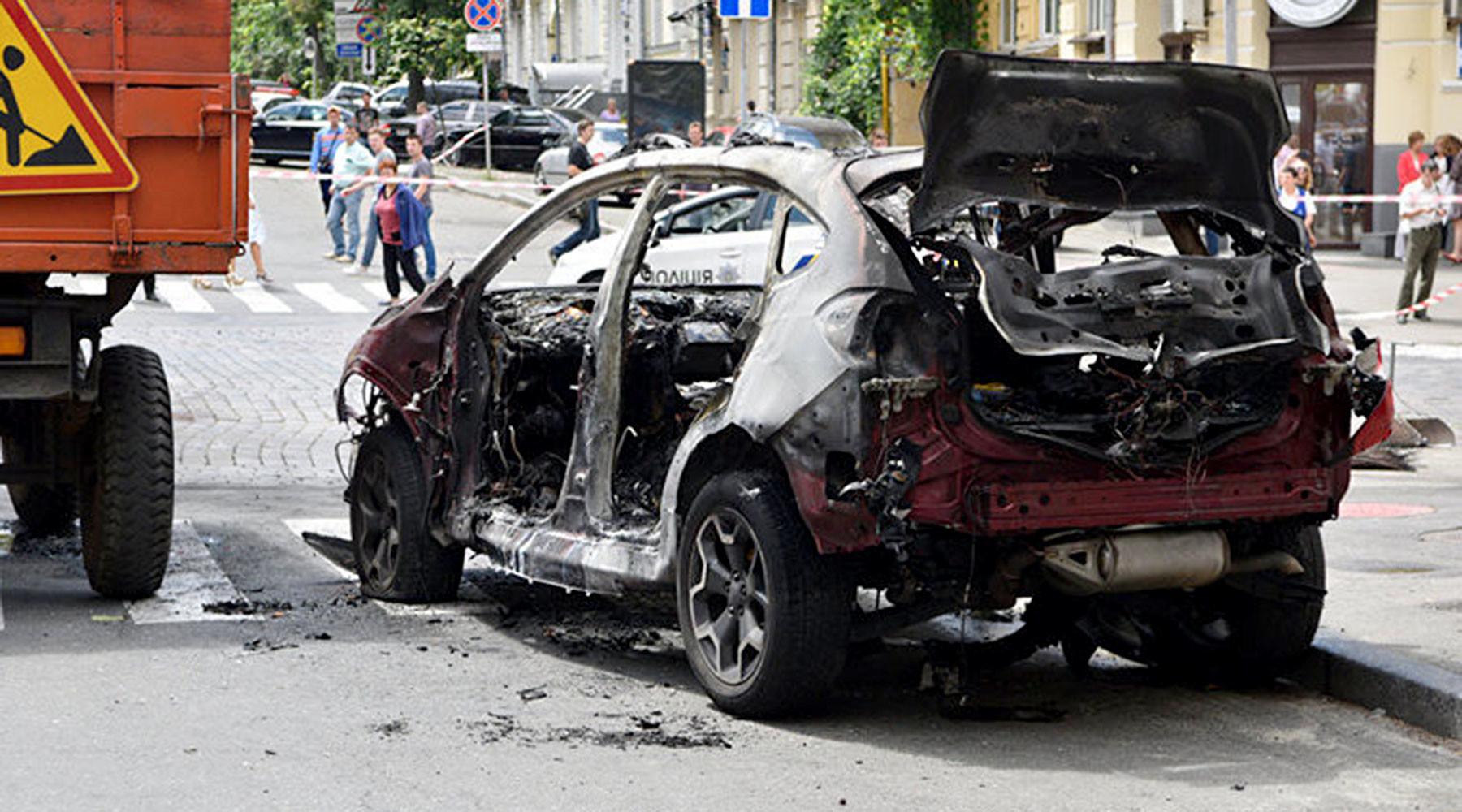«Правосудия до сих пор нет»: почему спустя год украинские власти так и не нашли убийц Павла Шеремета