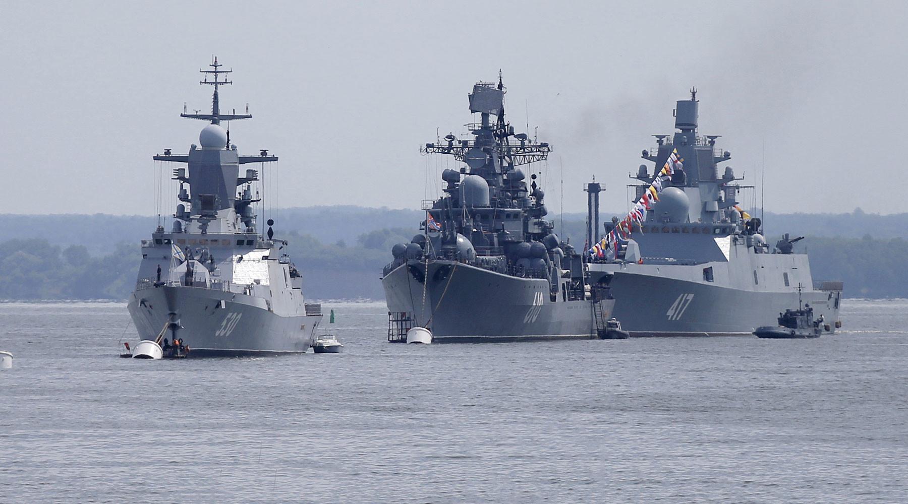 Сможет ли Россия создать полноценный океанский флот?»