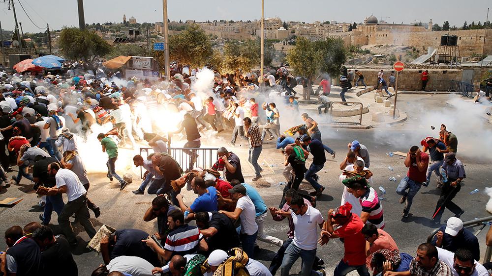 Святыни раздора: Палестина заморозила контакты с Израилем на фоне кризиса вокруг Храмовой горы