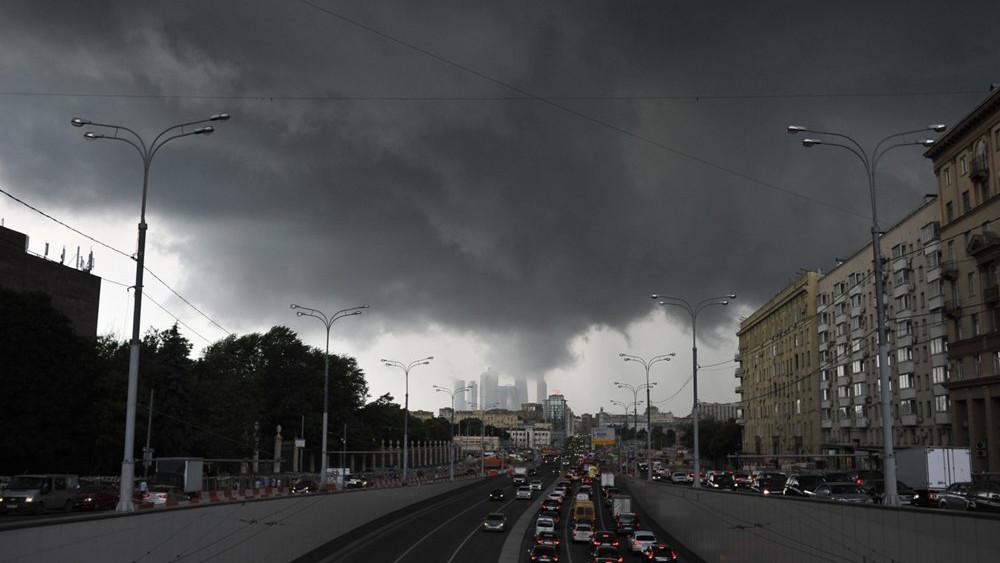 Потепление иливни ожидаются вКрасноярске навыходных