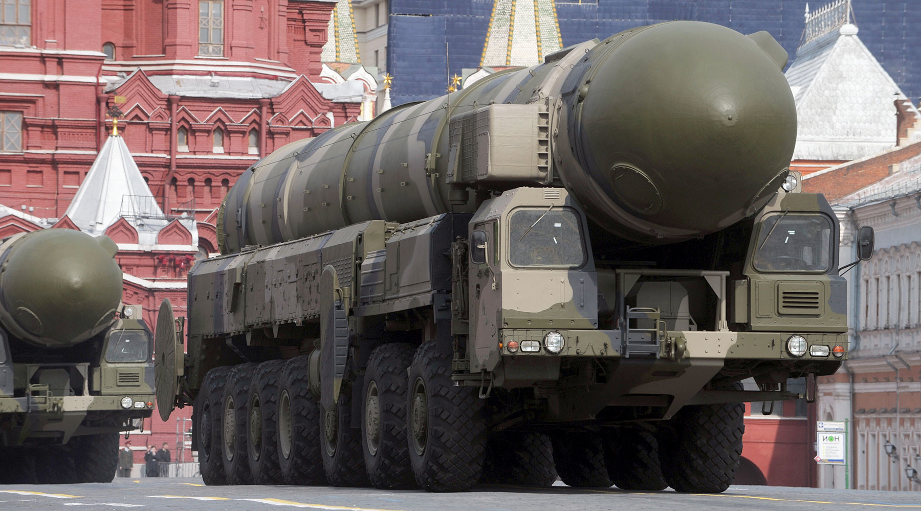 почему ракетный комплекс «Тополь» превратился в легенду»