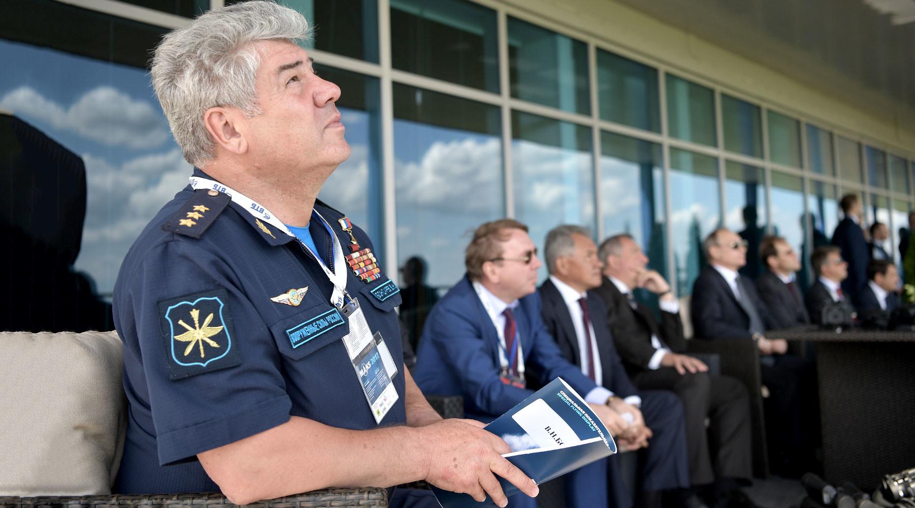 в России для нужд военных создадут собственный конвертоплан и тяжёлый БПЛА»