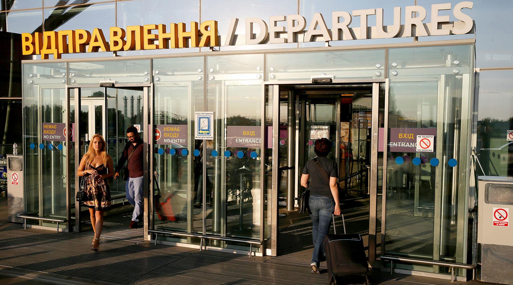из-за отсутствия средств 80% украинцев отказываются от отдыха в Европе»
