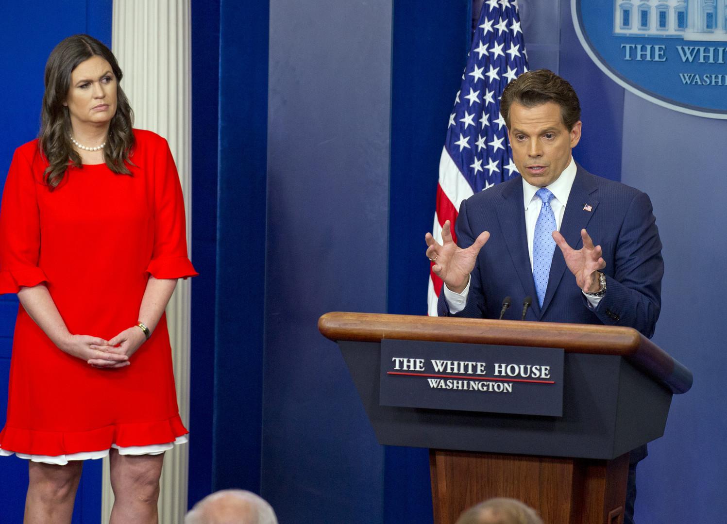 Санкциям быть: глава пресс-службы Белого дома определился с позицией Трампа