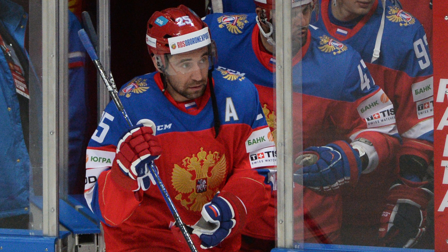 Дисквалификация вместо Олимпиады: один из самых титулованных хоккеистов России Зарипов отстранён на два года за допинг