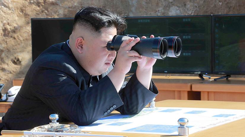 Разведка доложила: северокорейская ракета сможет достичь США уже в 2018 году