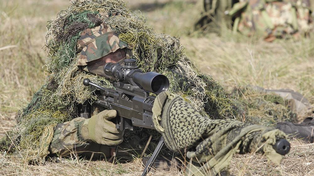 Прицельные поставки: Госдеп США закупит для Украины снайперское снаряжение