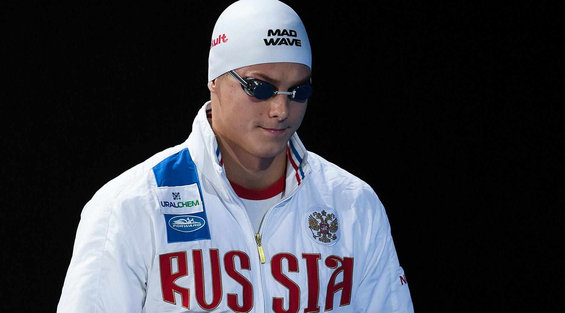 россияне остались без медалей на чемпионате мира по водным видам спорта»