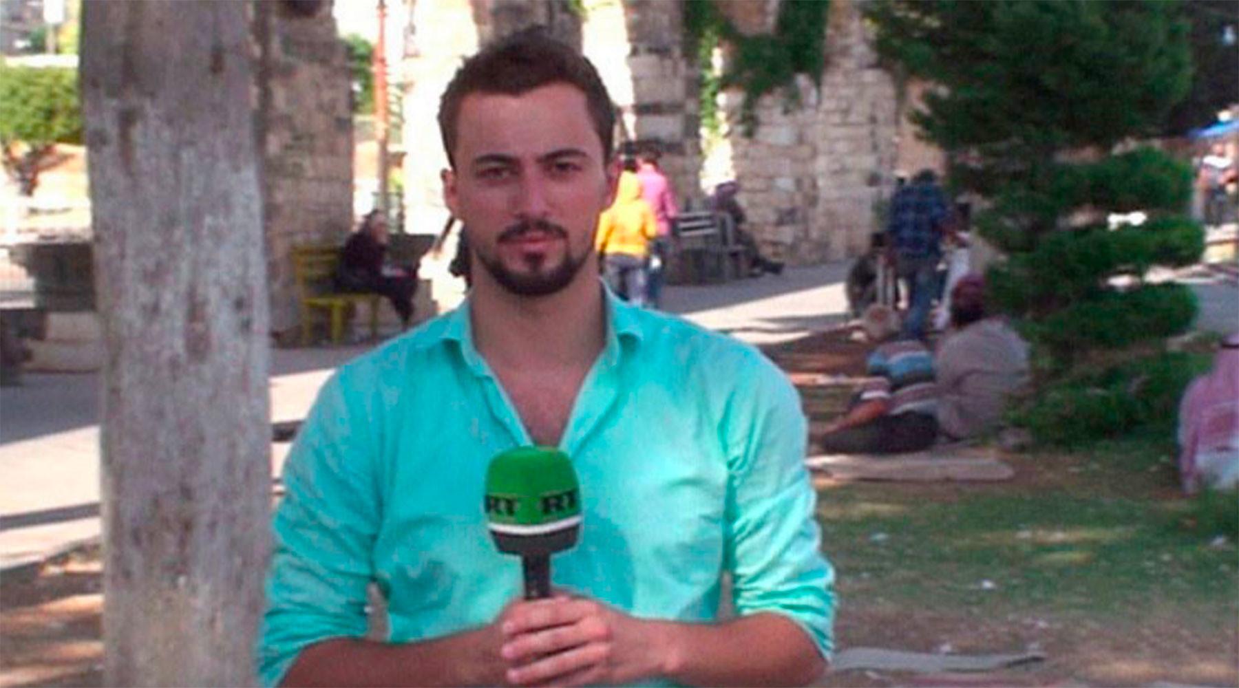 «Боевики ИГ напали на конвой у Хомса»: сотрудничавший с RT Arabic журналист погиб в Сирии