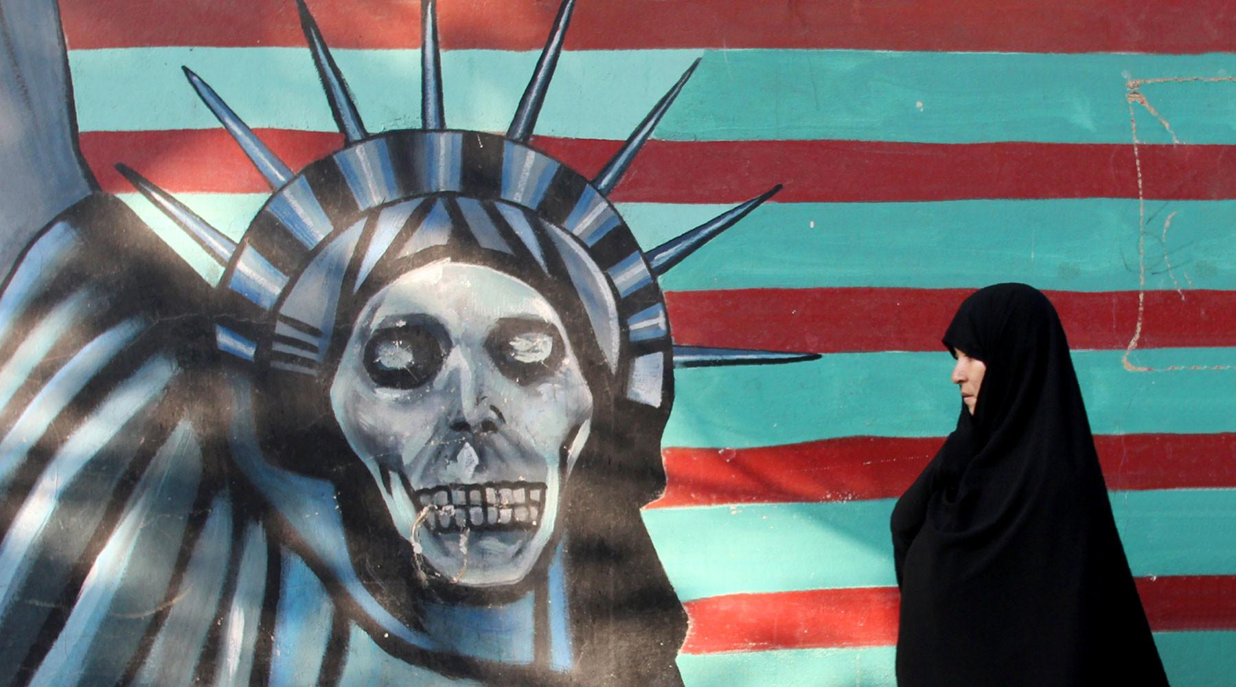 Зачем США выдавливают Иран из соглашения по ядерной программе?»