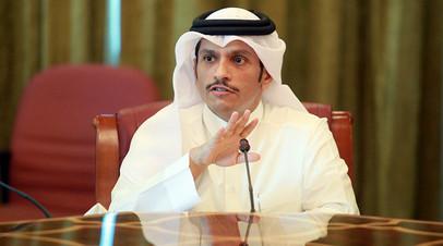Мухаммед бен Абдель Рахман Аль Тани