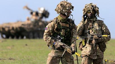 Шире круг: Великобритания увеличивает программу военной помощи Украине