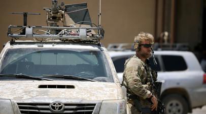 На птичьих правах: американский генерал признал отсутствие у США законных оснований находиться в Сирии
