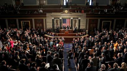 Запреты с оговорками: в конгрессе США согласовали новый проект антироссийских санкций