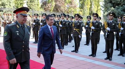 Кабул  Бердиев и Нуреттин Джаникли