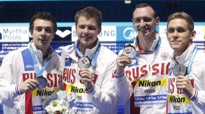 «Задача стояла просто кайфануть»: российские пловцы рассказали о победах на чемпионате мира
