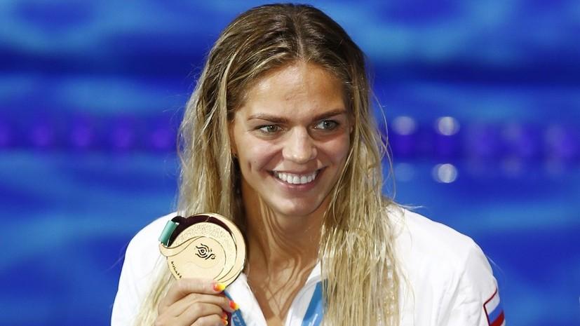 «Я не очень люблю мстить»: Ефимова о противостоянии с американками и итогах ЧМ по плаванию
