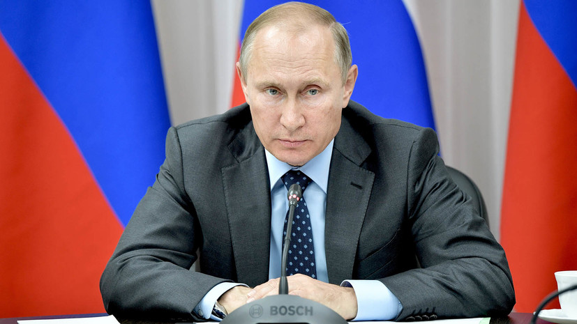 «Никаких дворцов»: Путин призвал «Газпром» строить современное и удобное жильё