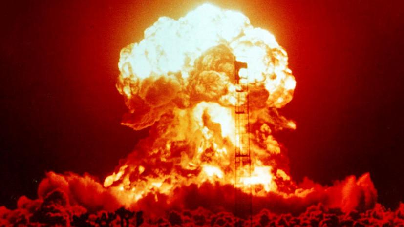 более полувека назад ядерные державы договорились не проводить испытания в трёх средах»