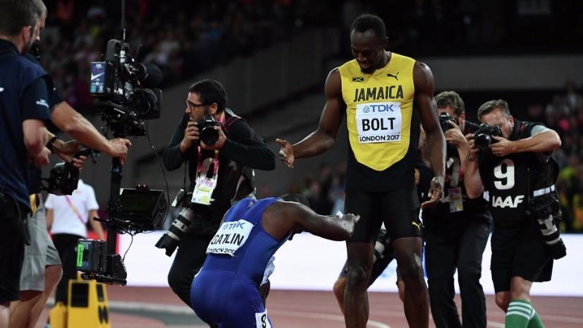 Четвёртое место Менькова, поражение Болта и победа с привкусом допинга: итоги второго дня ЧМ по лёгкой атлетике