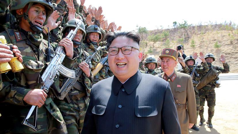 «Решительные стратегические меры»: КНДР заявила о готовности ответить на санкции ООН
