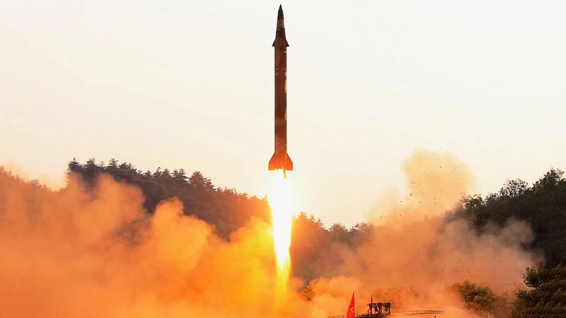 КНДР пригрозила нанести ракетный удар по американским военным базам на Гуаме»