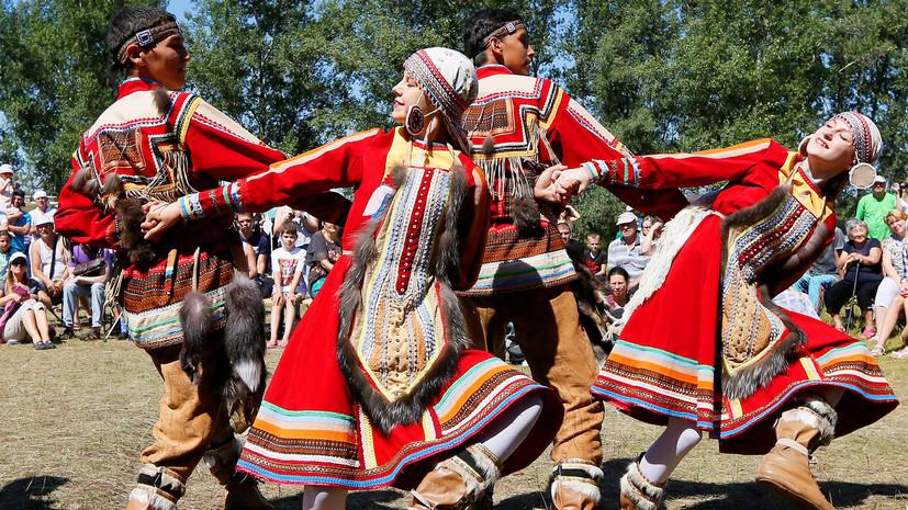 Тест RT ко Дню коренных народов мира
