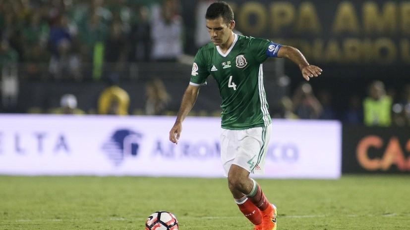 «Отрицаю отношения с преступными организациями»: мексиканский футболист ответил на обвинения в связях с наркобароном