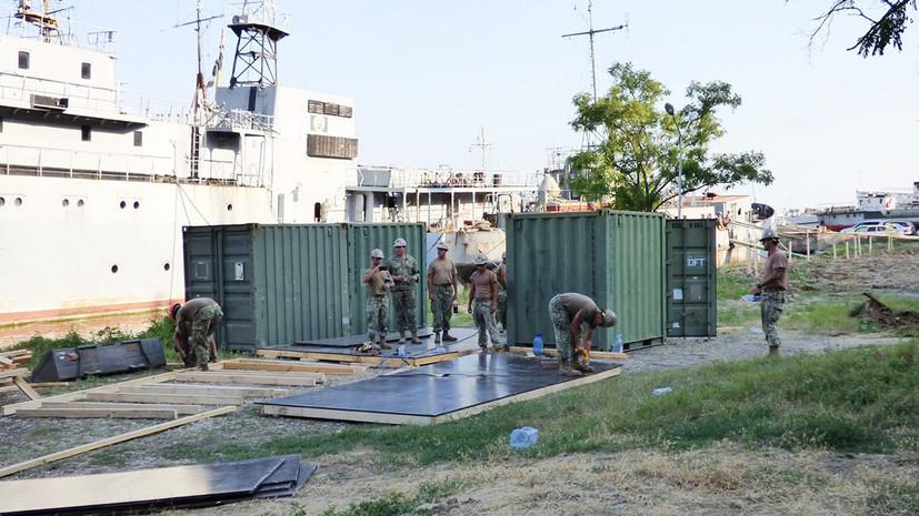 Для кого «боевые пчёлы» Пентагона строят базу на Украине