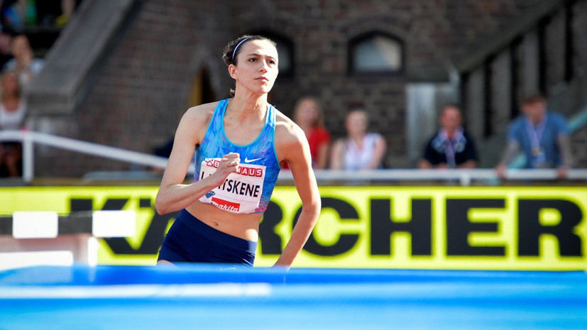 Неповторимое лето: почему россиянка Ласицкене должна выиграть на чемпионате мира по лёгкой атлетике
