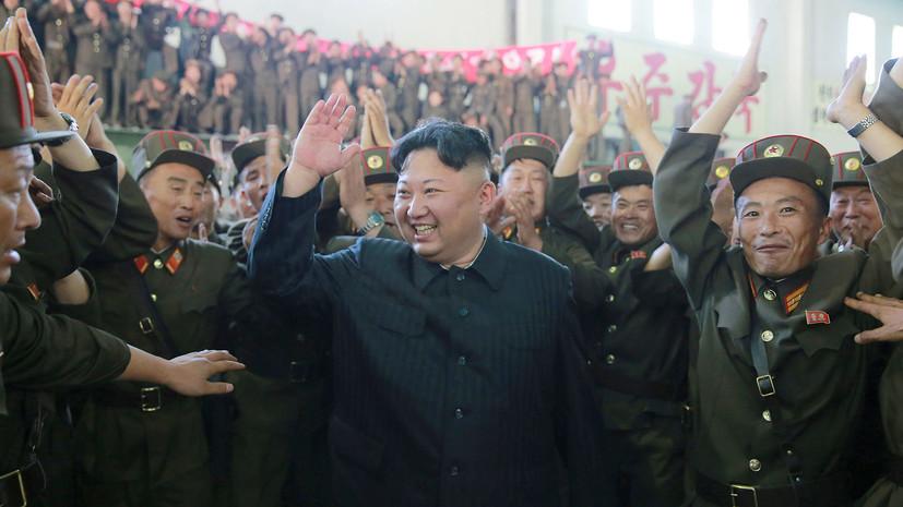 северокорейские дипломаты слетаются в Пхеньян для особого совещания»