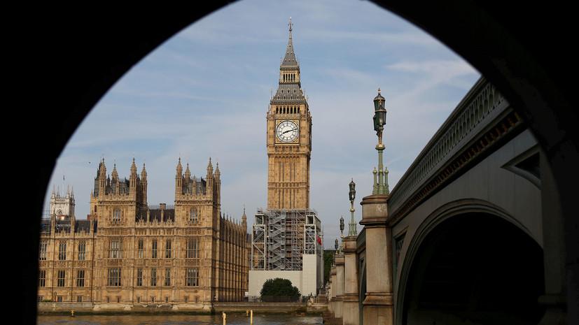 Лондонский Биг-Бен замолчит на четыре года