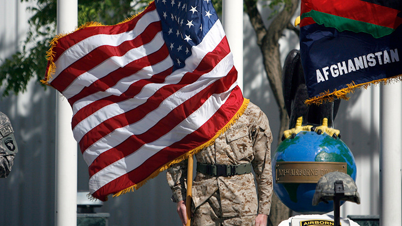 Террористы под присмотром: почему США невыгодно выводить свои войска из Афганистана