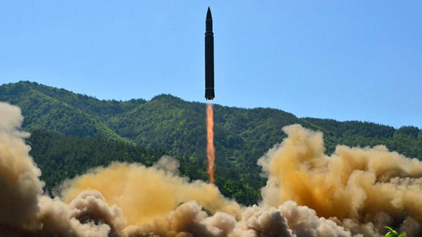 баллистические ракеты КНДР могут быть снабжены двигателями украинского производства»