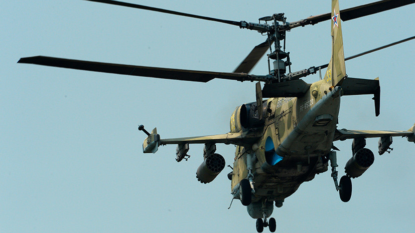 Полёт «Аллигаторов»: ВКС России поддержали огнём первую десантную операцию сирийской армии