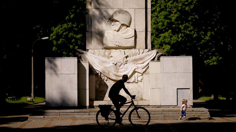 Бизнесмены предлагают выкупит советские памятники у Польши»