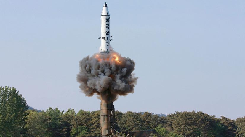 Украина отрицает поставку ракетных двигателей в Северную Корею»