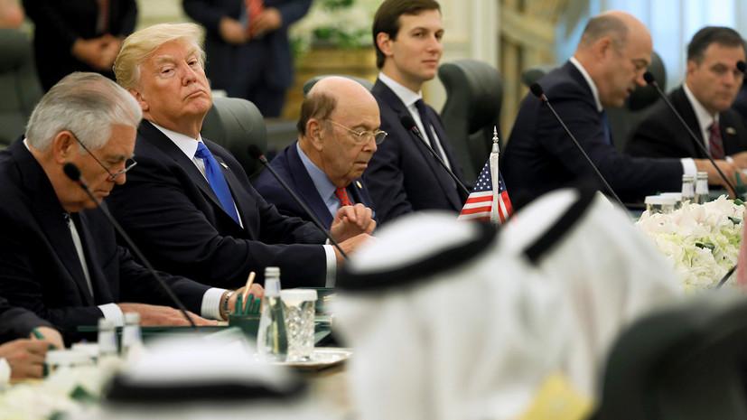 Национальной разведке США предлагают проверить финансовые связи Трампа с Россией и Китаем»