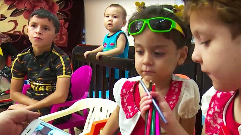 Сенатор Зияд Сабсаби рассказал RT о возвращении российских детей из Ирака