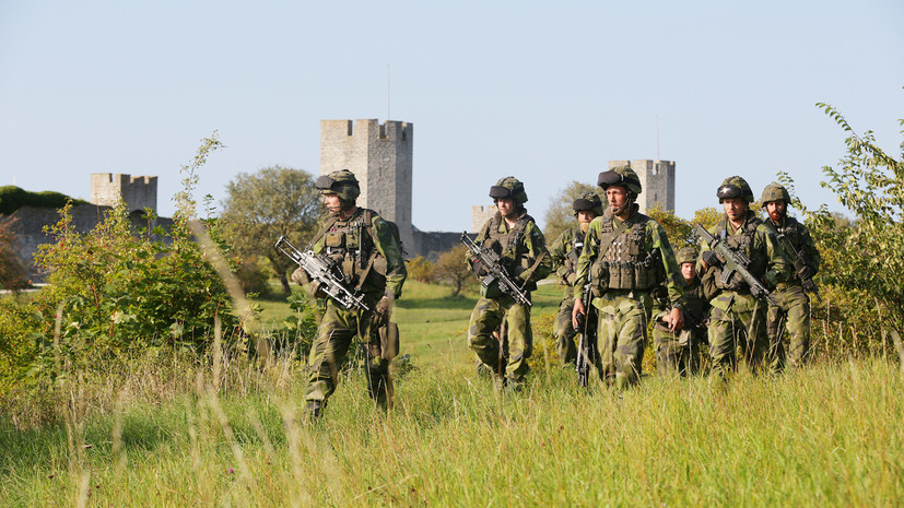 «Сигнал миру вокруг нас»: зачем Швеция увеличивает военные расходы
