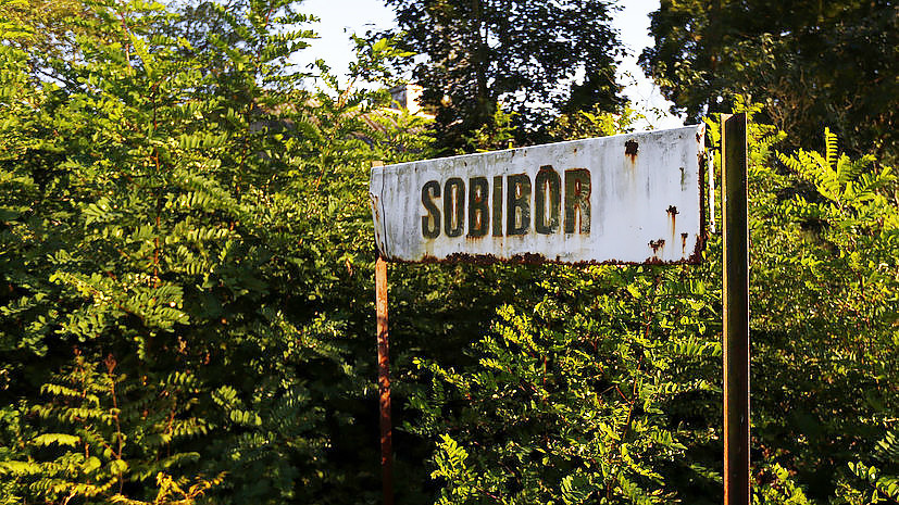 Захарова раскритиковала позицию Израиляпо музею «Собибор»