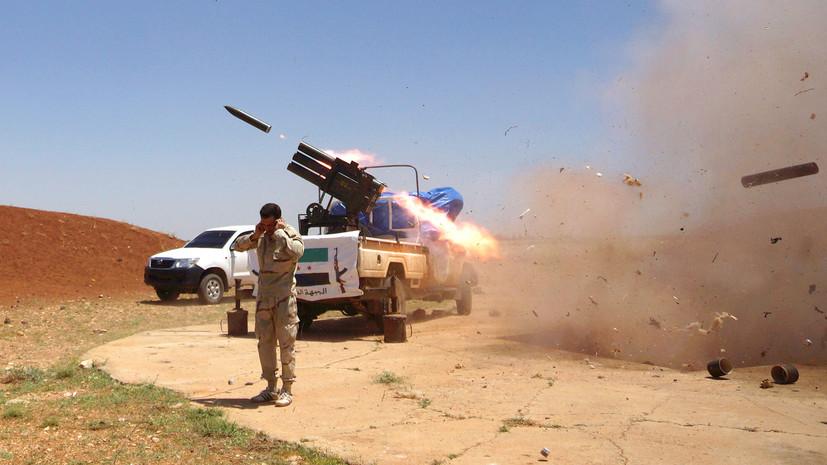 Наступательный порыв: как сирийская армия продвигается к оплоту ИГ