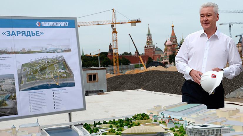 Инициатор переноса столицы России предложил Собянину провести дебаты