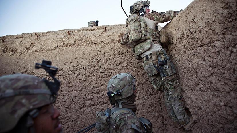 КНДР близко: армия США построит стену для защиты своих баз в Южной Корее